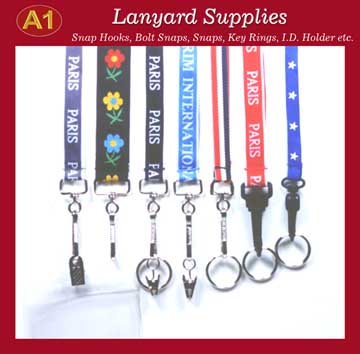Overall-view lanyard - 1